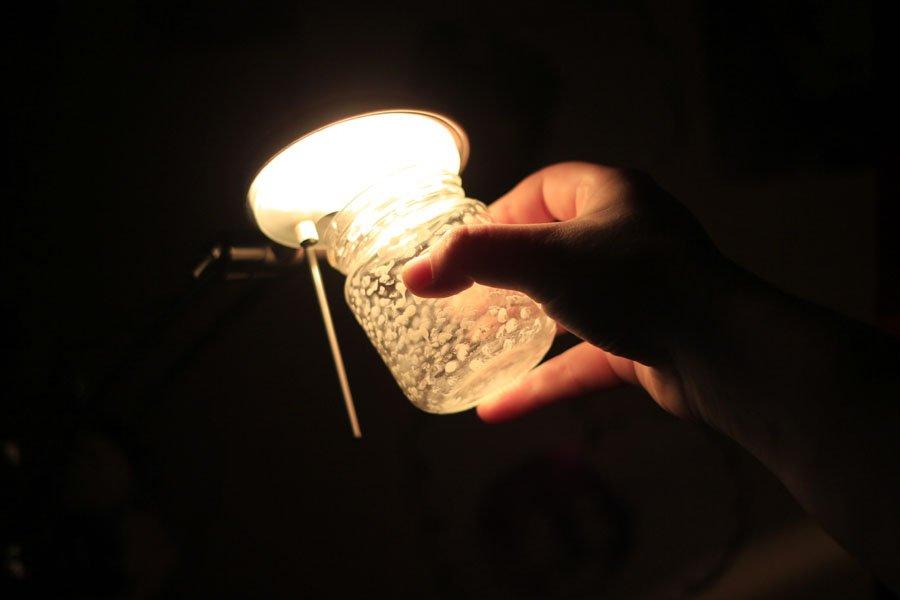 Как сделать светящиеся банки в домашнем условии