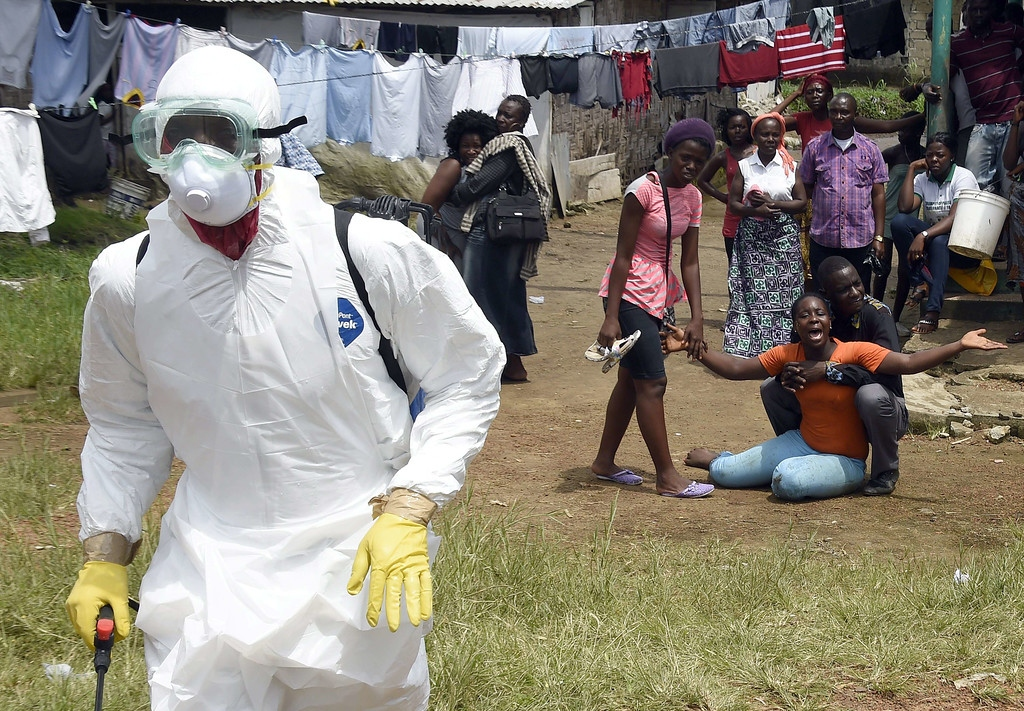 the origins types causes and effects of the ebola virus a modern day plague