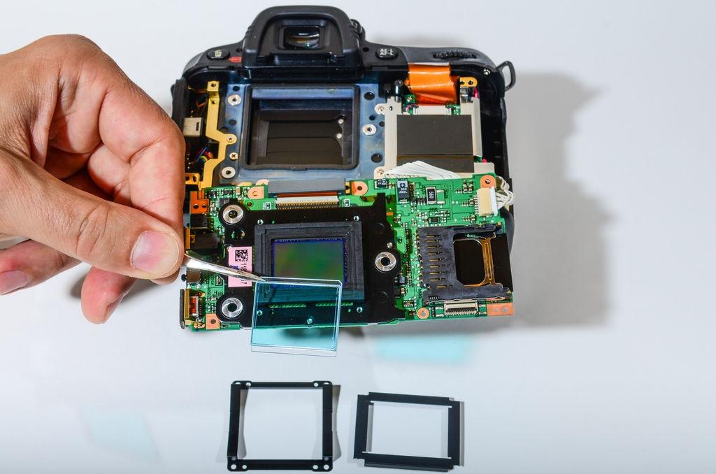 Инфракрасные камера своими руками 165