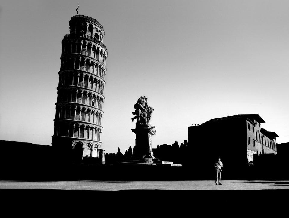 город италий черно белое фото #5