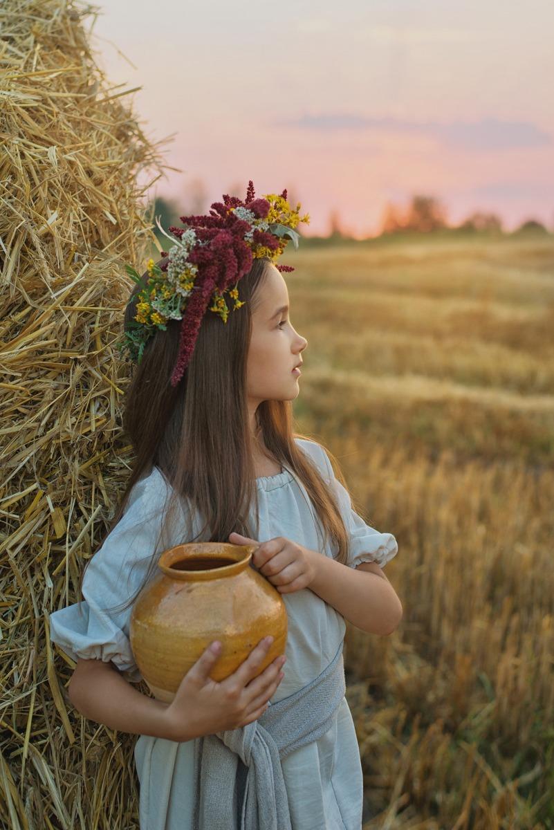 Жанровые фотографии сельские мотивы