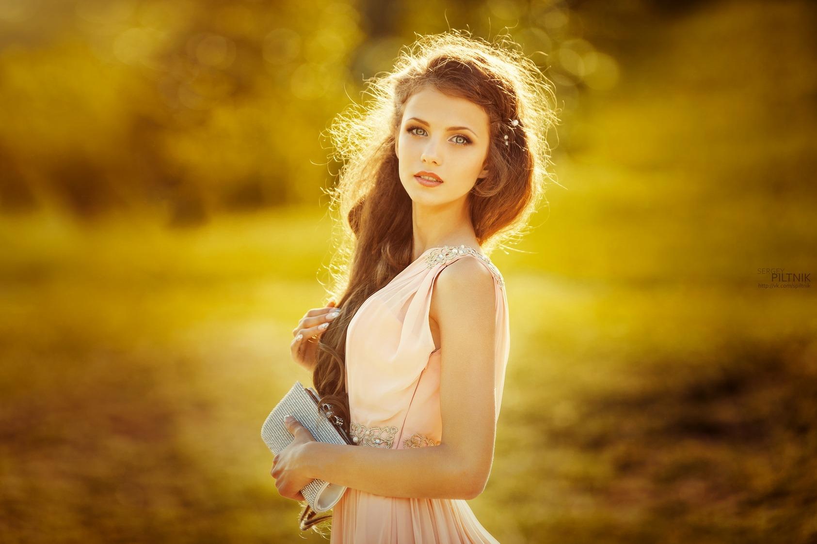 Профессиональное фото девушки женщины