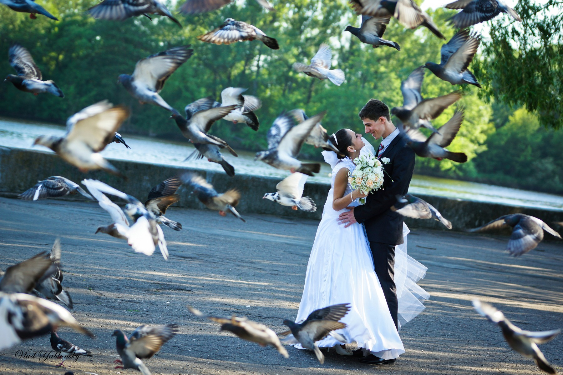 Вчерашняя Свадьба