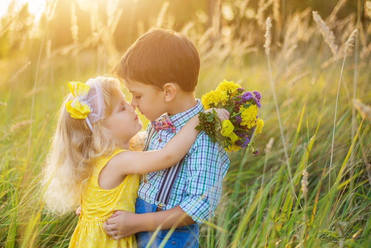 Прикольные картинки любовь дети, открытки для