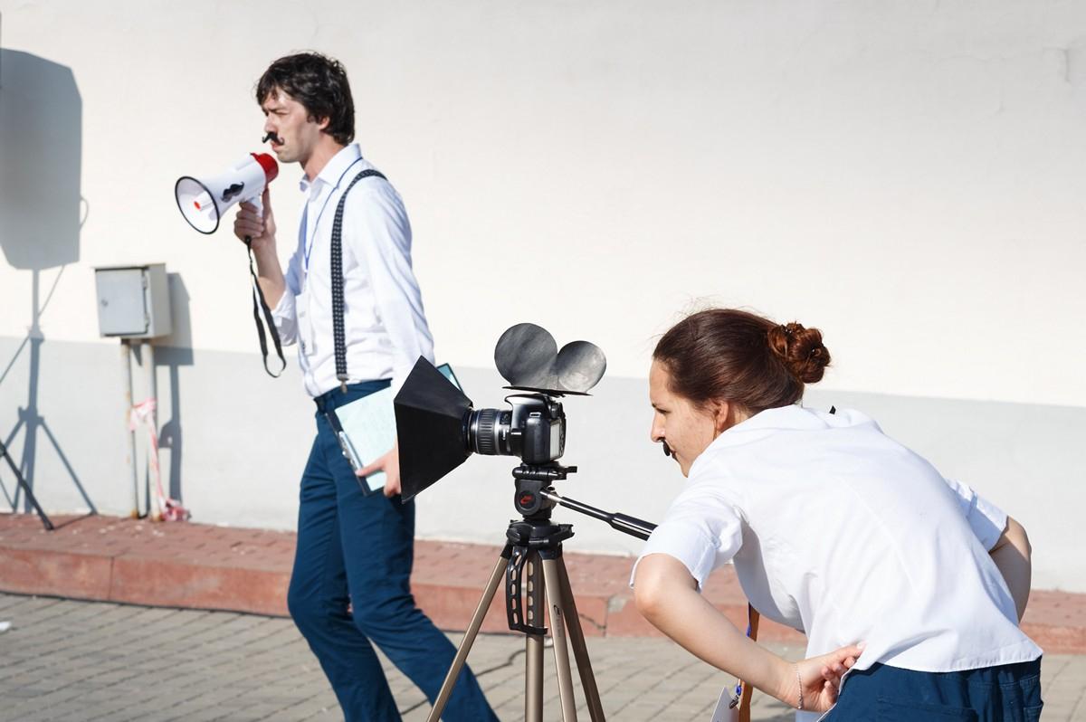 есть как красиво подать рекламу про фотографа крупа одна