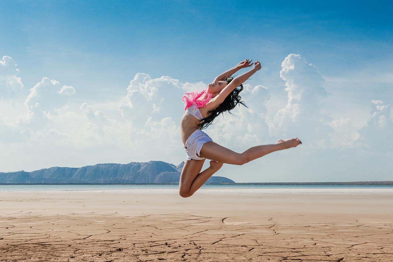 как сделать фото в воздухе прыжок время учебы