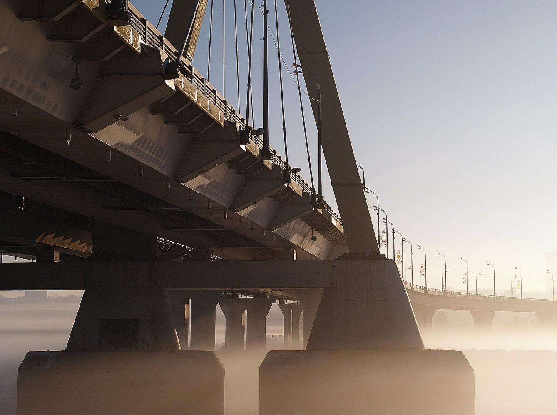 фотографии из под моста можно