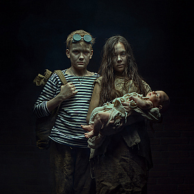 "фотограф Sergey Spoyalov. Фотография ""Children of the ""New World"""""
