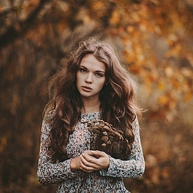 "фотограф Maksim Mashnenko. Фотография ""fading autumn"""