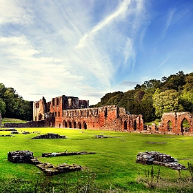 "фотограф Татьяна Малюта. Фотография ""Furness Abbey"""