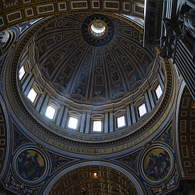 St. Peter's Basilica, Rome | Фотограф Юлия Зенченко | foto.by фото.бай