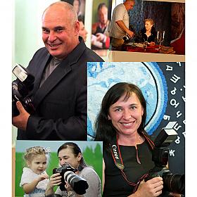 Андрей Моисейков и Светлана Лазаренко