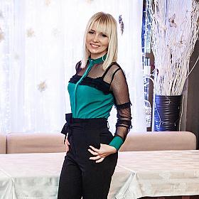 Оксана Мазур